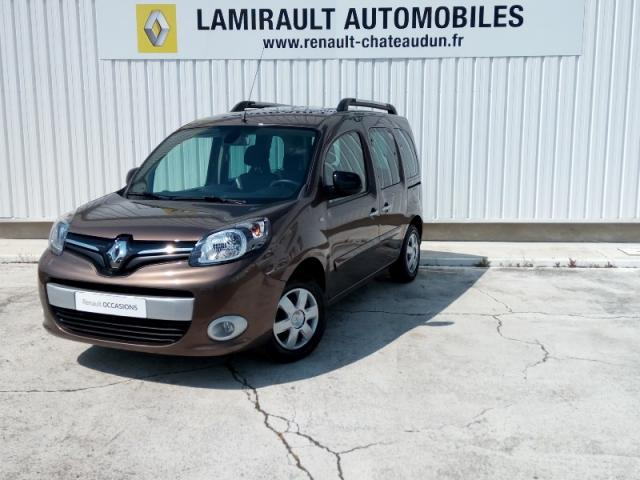 voiture occasion renault kangoo dci 90 energy intens 2015 diesel 28200 ch teaudun eure et loir. Black Bedroom Furniture Sets. Home Design Ideas