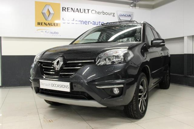 voiture occasion renault koleos 2 0 dci 175 fap initiale a 2014 diesel 50110 tourlaville manche. Black Bedroom Furniture Sets. Home Design Ideas