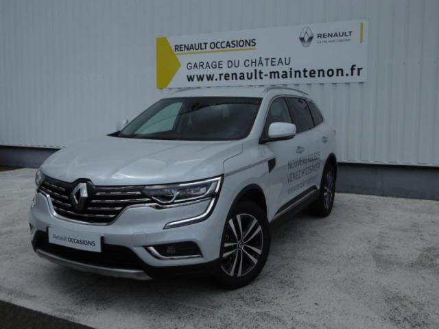 voiture occasion renault koleos intens energy dci 130 2017 diesel 28130 maintenon eure et loir. Black Bedroom Furniture Sets. Home Design Ideas