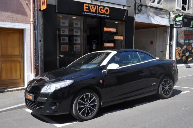 Renault Megane Iii Coupe Cabriolet 1 9 Dci 130 Floride 29