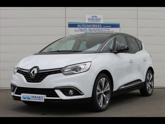 voiture occasion renault scenic 1.3 tce 140ch energy intens 2018
