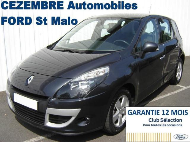 voiture occasion renault scenic 1 5 dci 105ch dynamique. Black Bedroom Furniture Sets. Home Design Ideas