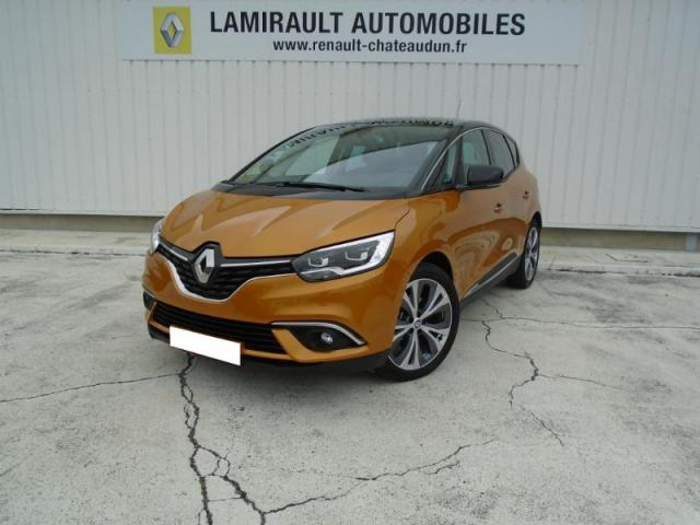 voiture occasion renault scenic 1 6 dci 160ch energy intens edc 2017 diesel 28200 ch teaudun. Black Bedroom Furniture Sets. Home Design Ideas