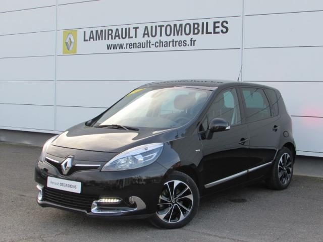 voiture occasion renault scenic dci 110 energy bose eco 2015 2015 diesel 28000 chartres eure et. Black Bedroom Furniture Sets. Home Design Ideas