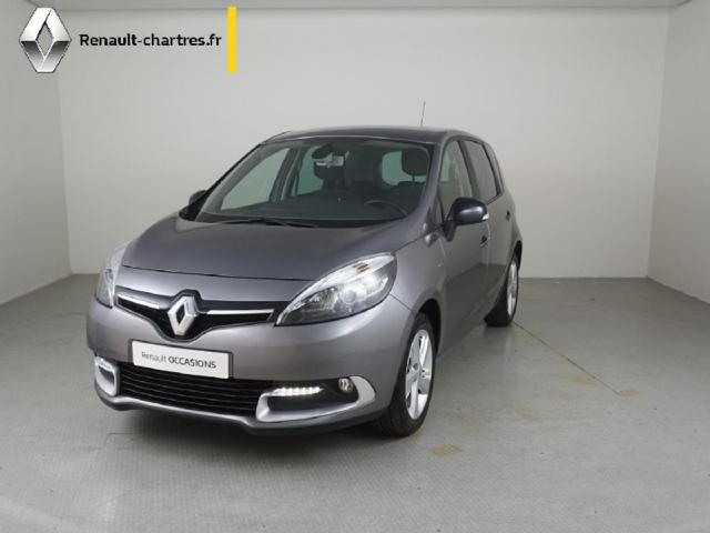 voiture occasion renault scenic iii dci 110 limited 2015. Black Bedroom Furniture Sets. Home Design Ideas