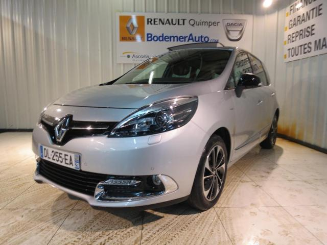 voiture occasion renault scenic iii dci 130 energy fap eco2 bose edition 2014 diesel 29000. Black Bedroom Furniture Sets. Home Design Ideas