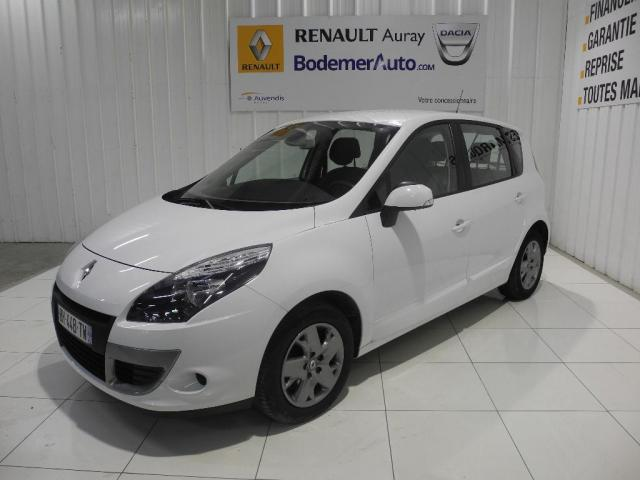 voiture occasion renault scenic iii dci 130 fap expression euro 5 2011 diesel 56400 auray. Black Bedroom Furniture Sets. Home Design Ideas