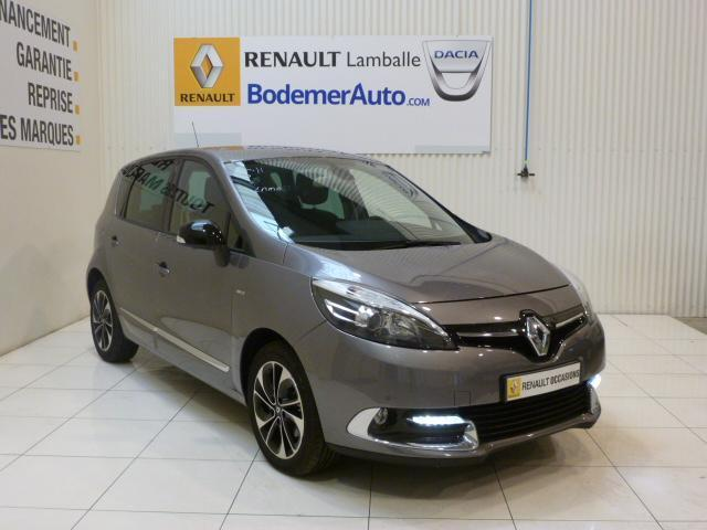 voiture occasion renault scenic iii tce 130 energy bose. Black Bedroom Furniture Sets. Home Design Ideas