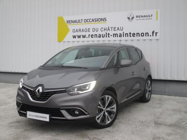 voiture occasion renault scenic intens tce 130 energy 2017 essence 28130 maintenon eure et loir. Black Bedroom Furniture Sets. Home Design Ideas