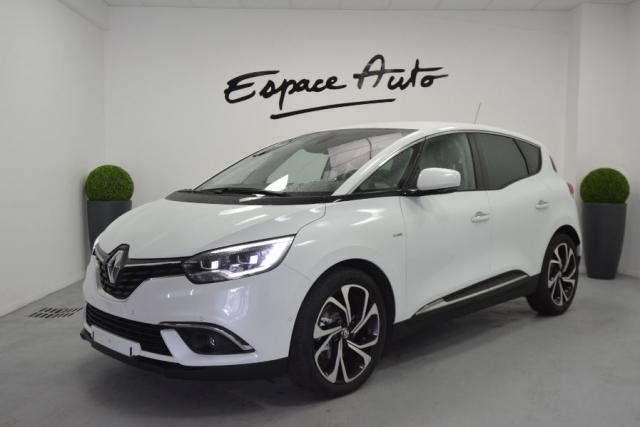 voiture occasion renault scenic 1 6 dci 130ch energy. Black Bedroom Furniture Sets. Home Design Ideas