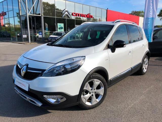 voiture occasion renault scenic 1 6 dci 130 bose 2015 diesel 56860 s n morbihan votreautofacile. Black Bedroom Furniture Sets. Home Design Ideas