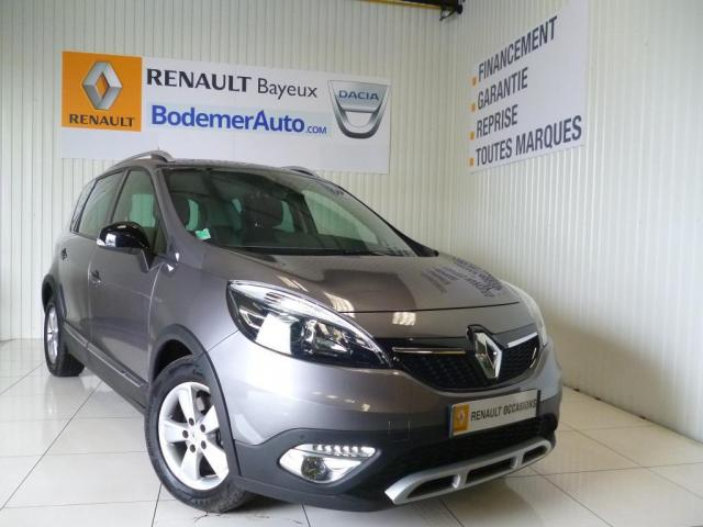 voiture occasion renault scenic xmod dci 130 energy eco2 bose edition 2014 diesel 14400 bayeux. Black Bedroom Furniture Sets. Home Design Ideas