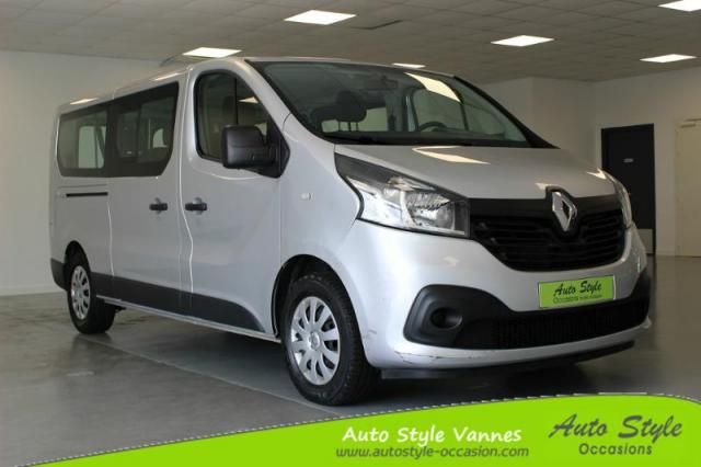voiture occasion renault trafic l2 1 6 dci 120ch energy zen 2015 diesel 56450 theix morbihan. Black Bedroom Furniture Sets. Home Design Ideas
