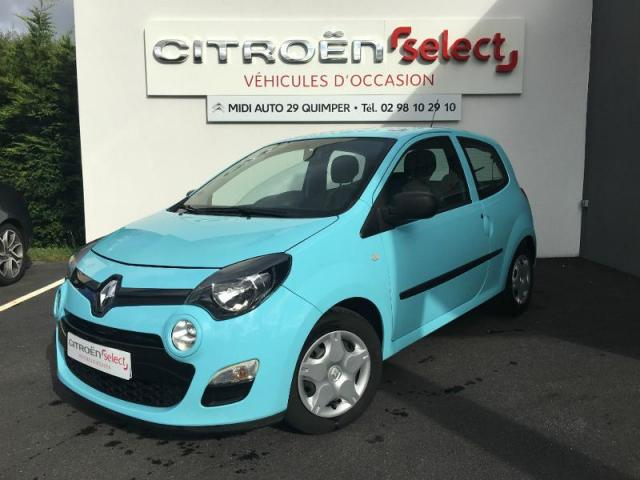 voiture occasion renault twingo 1 2 lev 16v 75ch eco dynamique 2012 essence 29000 quimper. Black Bedroom Furniture Sets. Home Design Ideas