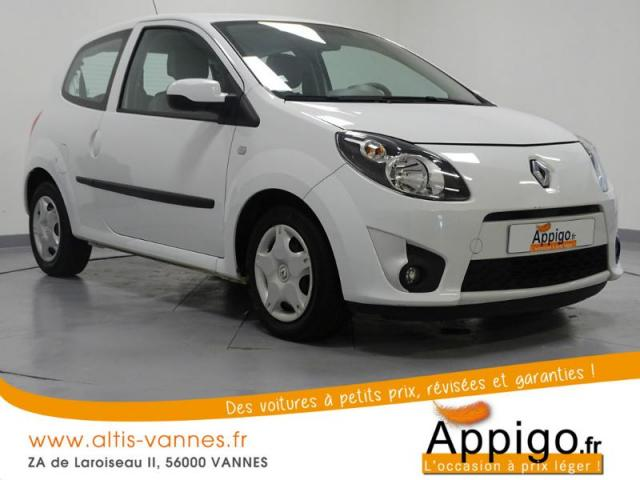 voiture occasion renault twingo 1 2 lev 16v 75ch expression eco 2011 essence 56000 vannes. Black Bedroom Furniture Sets. Home Design Ideas
