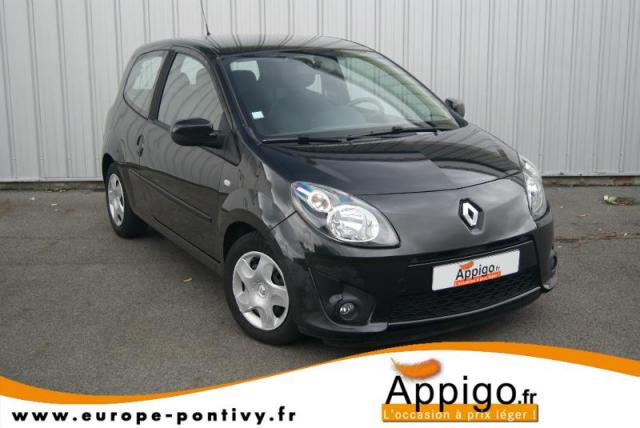 voiture occasion renault twingo 1 2 lev 16v 75ch rip curl eco 2010 essence 56300 pontivy. Black Bedroom Furniture Sets. Home Design Ideas