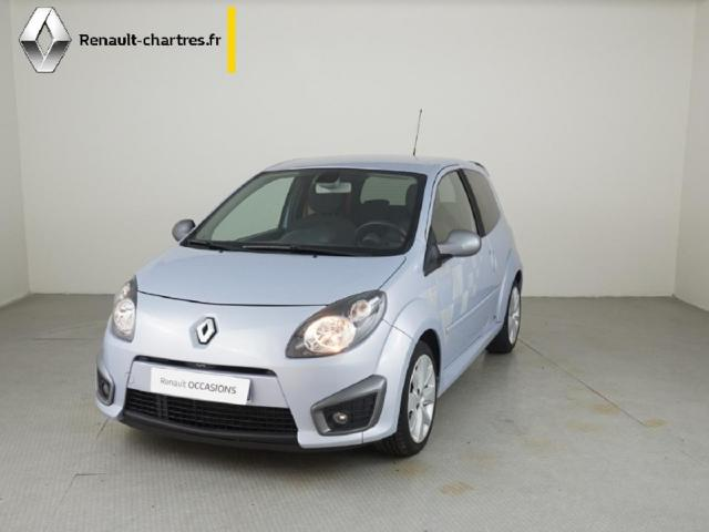 voiture occasion renault twingo 2 ii 1 6 133 renault sport 2009 essence 28000 chartres eure et. Black Bedroom Furniture Sets. Home Design Ideas
