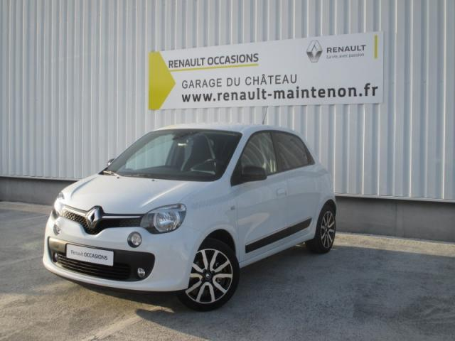 voiture occasion renault twingo midnight sce 70 edc 2017 essence 28130 maintenon eure et loir. Black Bedroom Furniture Sets. Home Design Ideas