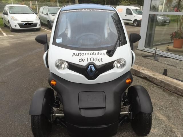 voiture occasion renault twizy 45 2012 electrique 29950 clohars fouesnant finist re. Black Bedroom Furniture Sets. Home Design Ideas