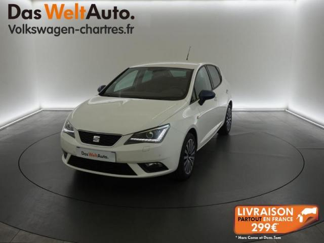 voiture occasion seat ibiza 1 0 75 connect 2016 essence. Black Bedroom Furniture Sets. Home Design Ideas
