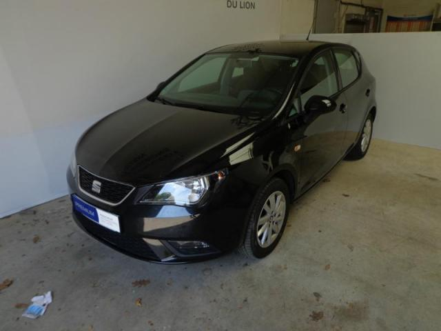 voiture occasion seat ibiza 1 6 tdi 105 i tech 5p 2014 diesel 14400 bayeux calvados. Black Bedroom Furniture Sets. Home Design Ideas
