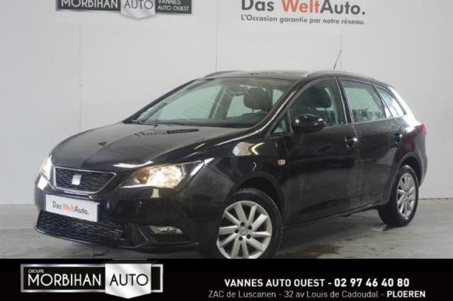 voiture occasion seat ibiza 1 6 tdi 90 style 2013 diesel 56880 ploeren morbihan votreautofacile. Black Bedroom Furniture Sets. Home Design Ideas