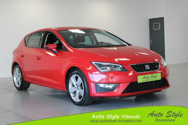 voiture occasion seat leon 2 0 tdi 150ch fap fr start stop. Black Bedroom Furniture Sets. Home Design Ideas