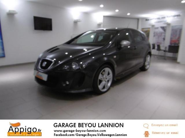 voiture occasion seat leon 2 0 tdi170 cr fap fr 2012 diesel 22300 lannion c tes d 39 armor. Black Bedroom Furniture Sets. Home Design Ideas