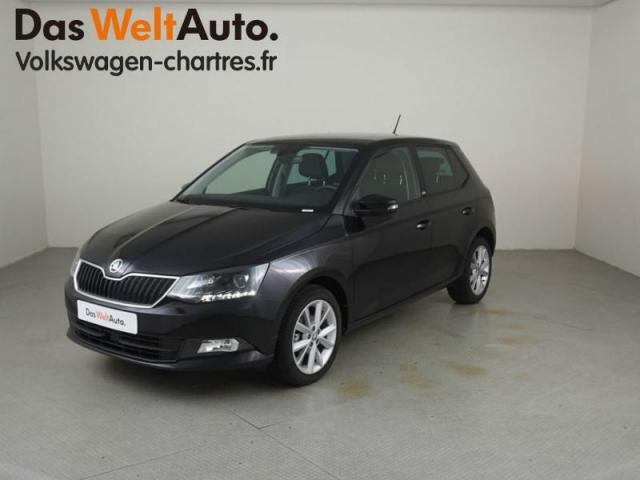 voiture occasion skoda fabia 1 2 tsi 90 edition greentec. Black Bedroom Furniture Sets. Home Design Ideas