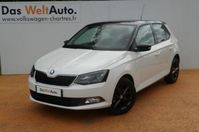 voiture occasion skoda fabia 1 4 tdi 90 style greentec. Black Bedroom Furniture Sets. Home Design Ideas