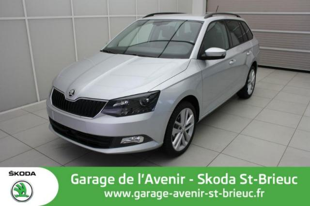 voiture occasion skoda fabia 1 2 tsi 90ch style greentec 2016 essence 22000 saint brieuc c tes d. Black Bedroom Furniture Sets. Home Design Ideas