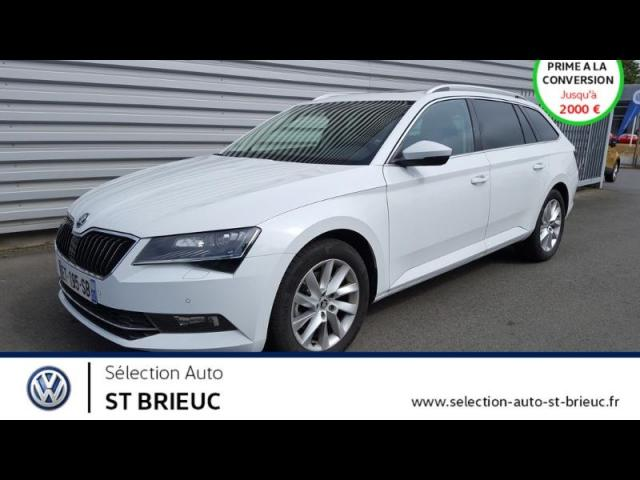 voiture occasion skoda superb 2 0 tdi150 greentec style dsg 2018 diesel 22000 saint brieuc c tes. Black Bedroom Furniture Sets. Home Design Ideas