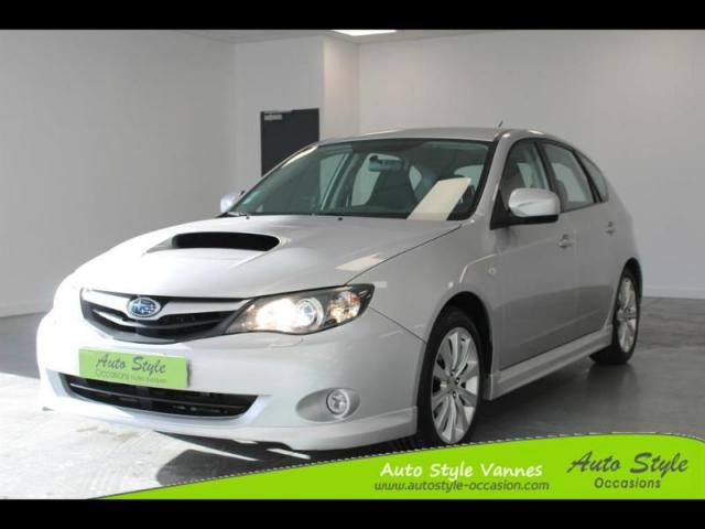 voiture occasion subaru impreza 2 0 d boxer diesel sport 2011 diesel 56450 theix morbihan. Black Bedroom Furniture Sets. Home Design Ideas