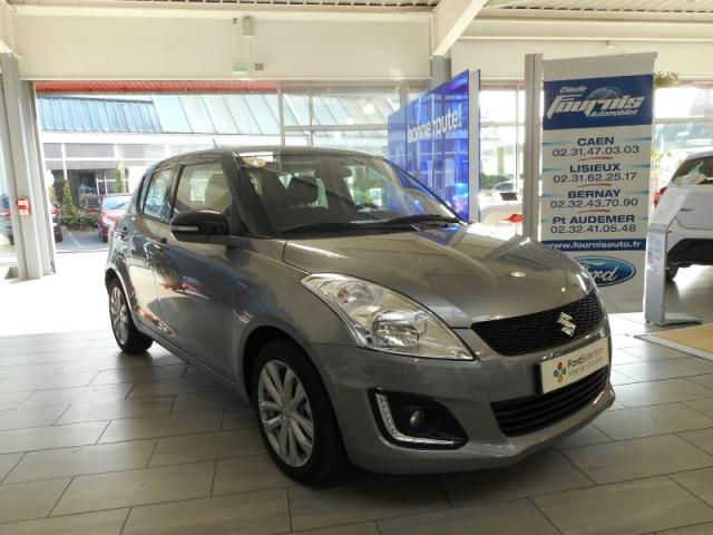 voiture occasion suzuki swift 1 3 ddis 75ch privil ge 5p 2016 diesel 14200 h rouville saint. Black Bedroom Furniture Sets. Home Design Ideas