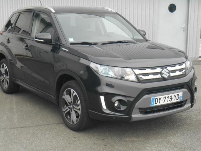 voiture occasion suzuki vitara 1 6 vvt pack 2016 essence 44600 saint nazaire loire atlantique. Black Bedroom Furniture Sets. Home Design Ideas