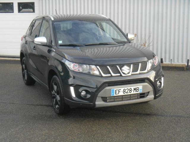 voiture occasion suzuki vitara 1 6 vvt pack allgrip auto 2016 essence 44600 saint nazaire loire. Black Bedroom Furniture Sets. Home Design Ideas