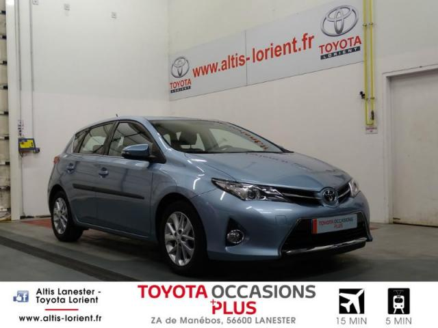 voiture occasion toyota auris 100 vvt i dynamic 2014 essence 56600 lanester morbihan. Black Bedroom Furniture Sets. Home Design Ideas