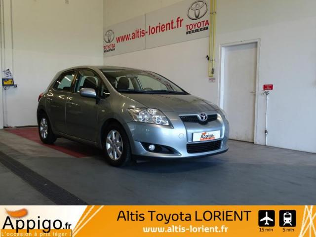 voiture occasion toyota auris 90 d 4d fap dynamic pack gps 5p 2009 diesel 56600 lanester. Black Bedroom Furniture Sets. Home Design Ideas