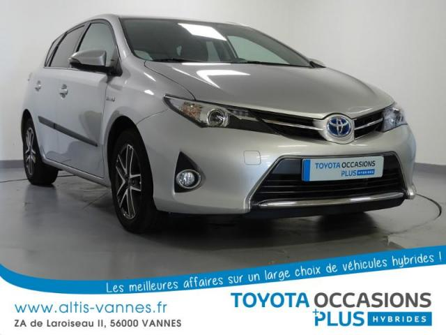 voiture occasion toyota auris hsd 136h feel 2015 hybride 56000 vannes morbihan votreautofacile. Black Bedroom Furniture Sets. Home Design Ideas