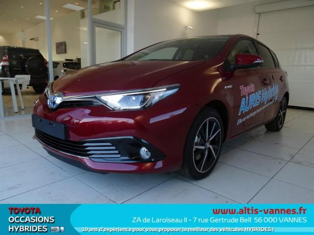 voiture occasion toyota auris hsd 136h lounge 2016 hybride 56000 vannes morbihan votreautofacile. Black Bedroom Furniture Sets. Home Design Ideas