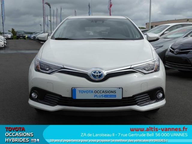 voiture occasion toyota auris hsd 136h lounge 2017 hybride 56000 vannes morbihan votreautofacile. Black Bedroom Furniture Sets. Home Design Ideas