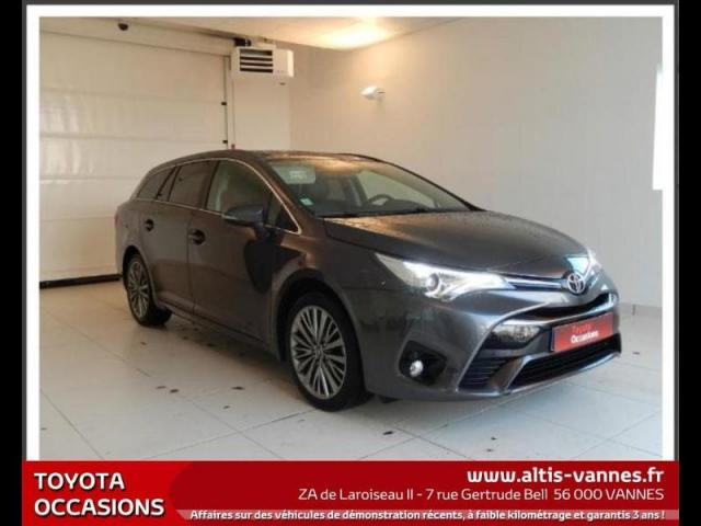 voiture occasion toyota avensis 143 d 4d executive 2018 diesel 56000 vannes morbihan. Black Bedroom Furniture Sets. Home Design Ideas