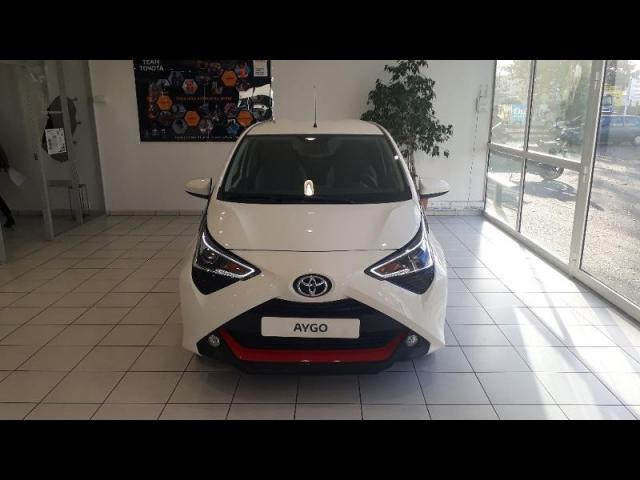 voiture occasion toyota aygo 1 0 vvt i 72ch x play 5p 2018 essence 91150 tampes essonne. Black Bedroom Furniture Sets. Home Design Ideas