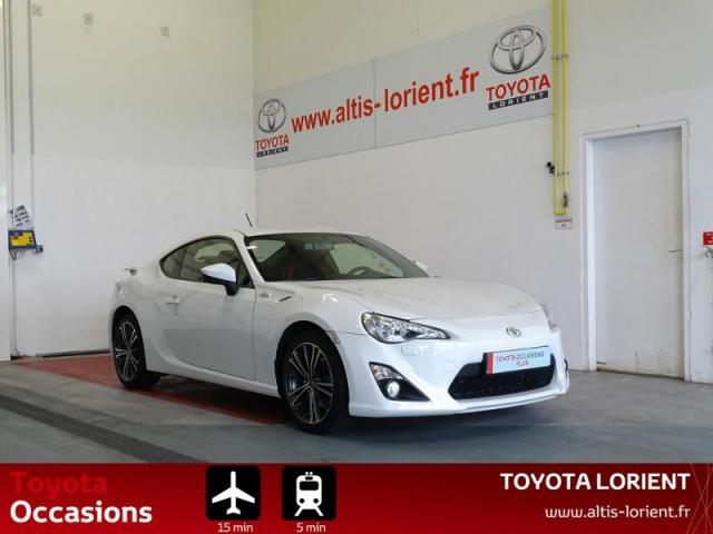 voiture occasion toyota gt86 2 0 200ch bva6 2013 essence. Black Bedroom Furniture Sets. Home Design Ideas