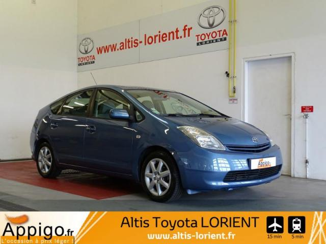 voiture occasion toyota prius 110h linea sol 2005 hybride 56600 lanester morbihan votreautofacile. Black Bedroom Furniture Sets. Home Design Ideas
