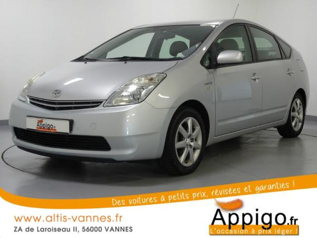 voiture occasion toyota prius 110h linea sol 2009 hybride. Black Bedroom Furniture Sets. Home Design Ideas