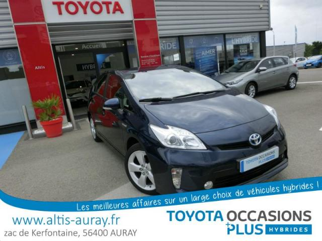 voiture occasion toyota prius 136h business 17 2014 hybride 56400 pluneret morbihan. Black Bedroom Furniture Sets. Home Design Ideas