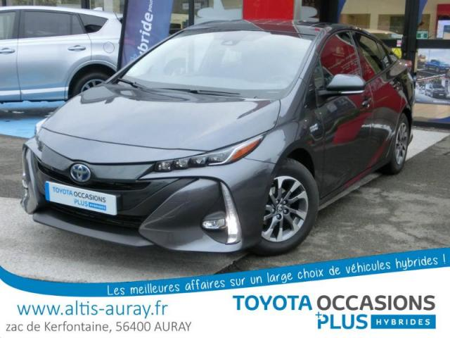 voiture occasion toyota prius 122h solar 2017 hybride 56400 pluneret morbihan votreautofacile. Black Bedroom Furniture Sets. Home Design Ideas