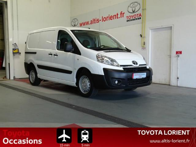voiture occasion toyota proace l1h1 90 d 4d 2015 diesel. Black Bedroom Furniture Sets. Home Design Ideas