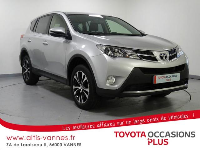 voiture occasion toyota rav4 124 d 4d life 2wd 2014 diesel 56000 vannes morbihan votreautofacile. Black Bedroom Furniture Sets. Home Design Ideas